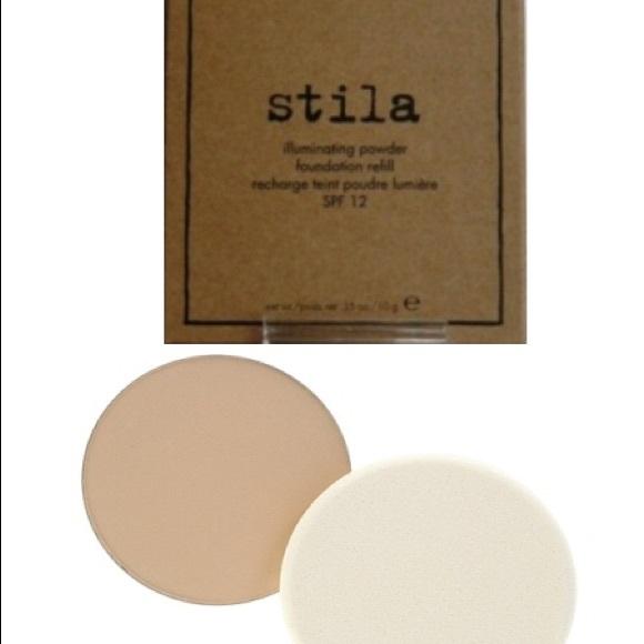 2d1e914a99dd Stila Illuminating Powder Foundation refill Boutique